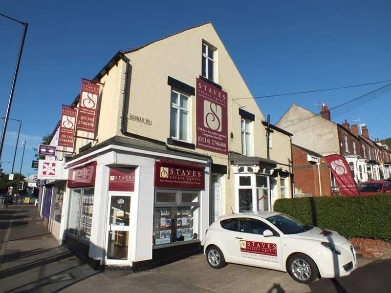 3 Bedrooms Terraced House for sale in Chesterfield Road, Sheffield, S8 0SQ