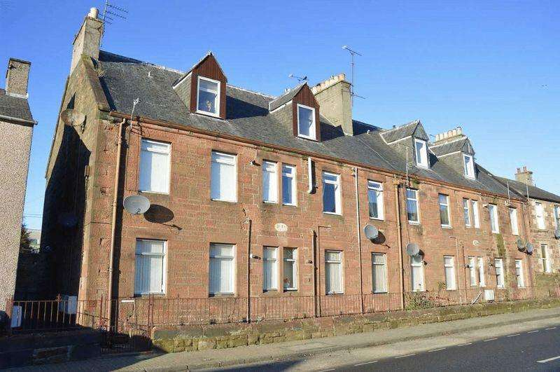 2 Bedrooms Flat for sale in Whitehall, Maybole