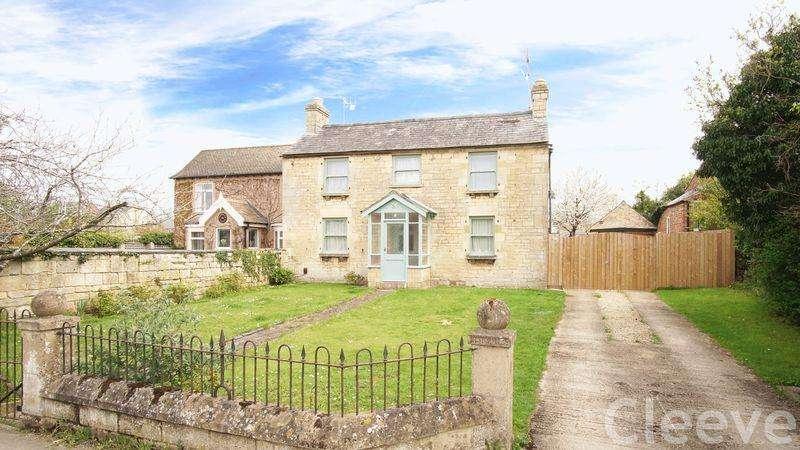 4 Bedrooms Detached House for sale in Evesham Road, Cheltenham