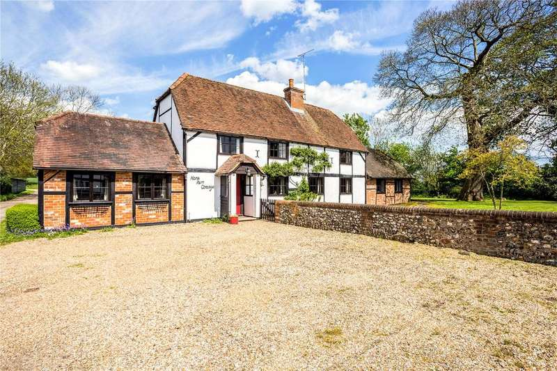 4 Bedrooms Detached House for sale in Blounts Court Road, Peppard Common, Henley-On-Thames, Oxfordshire, RG4