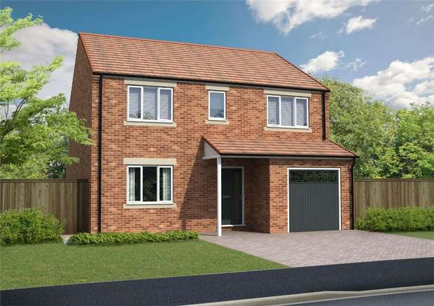 4 Bedrooms Detached House for sale in PLOT 57 HILD - SOUTH FACING GARDEN, Oakfield Gardens, Oakerside, Durham