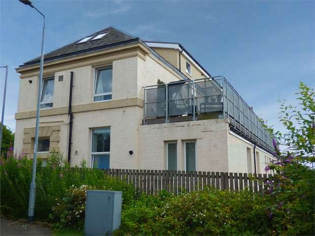 2 Bedrooms Flat for sale in Glasshouse Loan, Alloa, Clackmannanshire