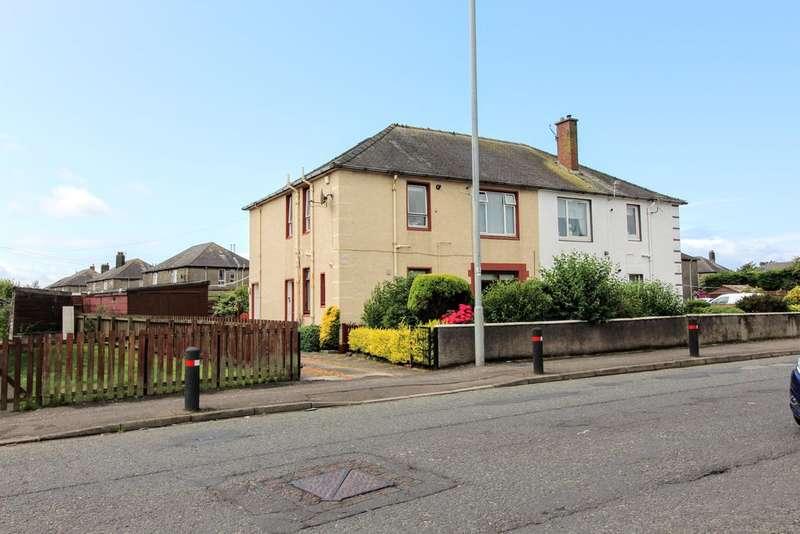 2 Bedrooms Ground Flat for sale in Heathfield Road, Ayr, KA8