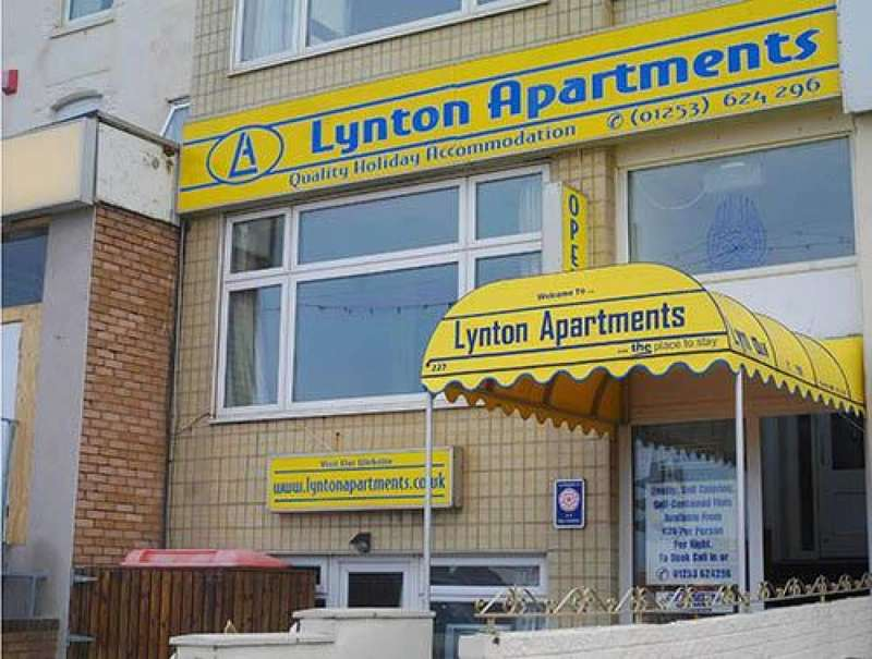 10 Bedrooms Flat for sale in Lynton Apartments, 227 Promenade , Blackpool, FY1 5DL