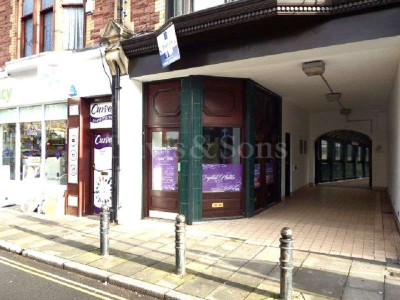 Shop Commercial for rent in Osborne Road, Pontypool, Monmouthshire. NP4 6LU