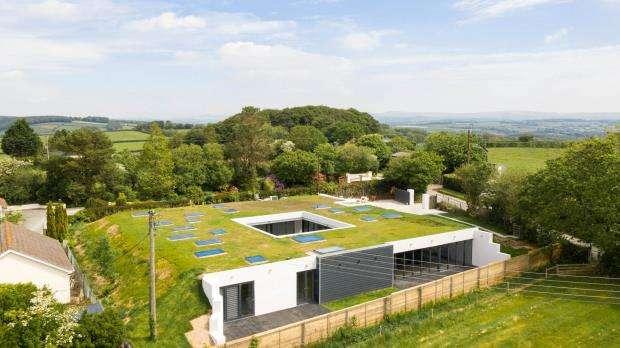 5 Bedrooms Detached House for sale in Bere Alston, Yelverton