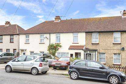 3 Bedrooms Terraced House for sale in Kent Road, West Wickham