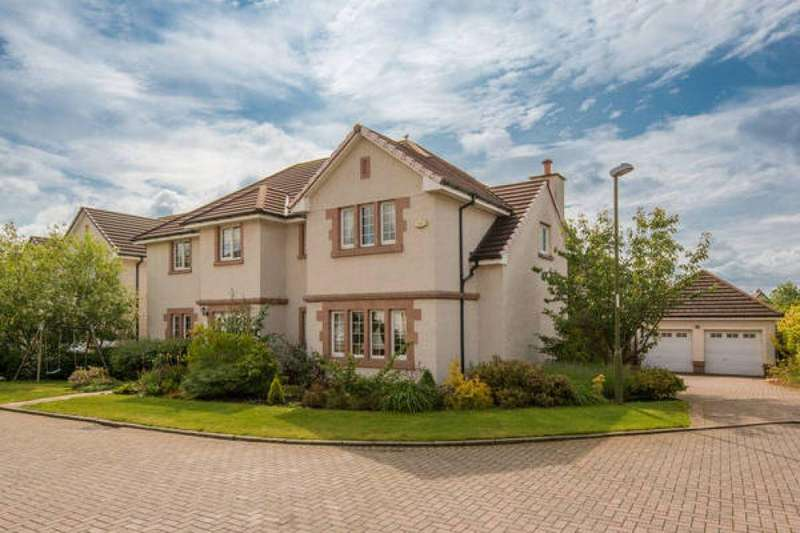 5 Bedrooms Detached House for sale in 27 Alderston Gardens, Haddington, EH41 3RY