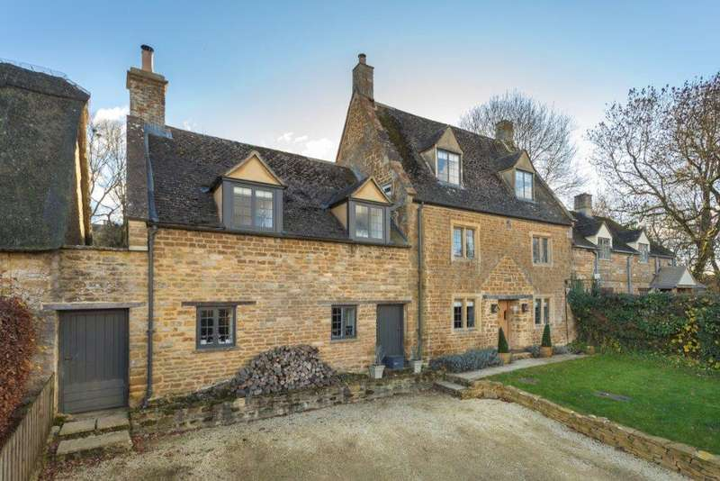 3 Bedrooms Semi Detached House for sale in The Lane, Chastleton, Gloucestershire, GL56