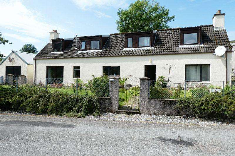 4 Bedrooms Detached House for sale in Loch Longhead, Kyle