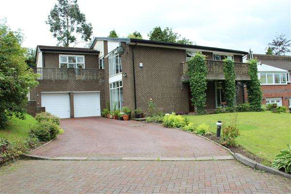 5 Bedrooms Detached House for sale in Grotton Meadows, Grotton, Saddleworth