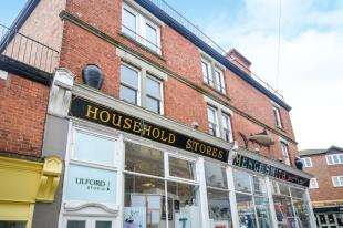 4 Bedrooms End Of Terrace House for sale in The Old High Street, Folkestone, Kent