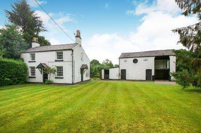 4 Bedrooms Detached House for sale in Pepper Street, Snelson, Macclesfield, Cheshire
