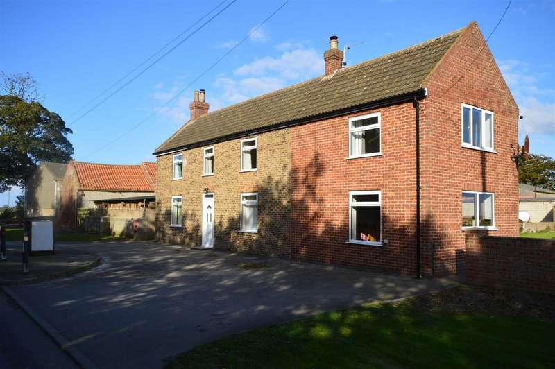3 Bedrooms Detached House for sale in Great Hatfield Road, Sigglesthorne