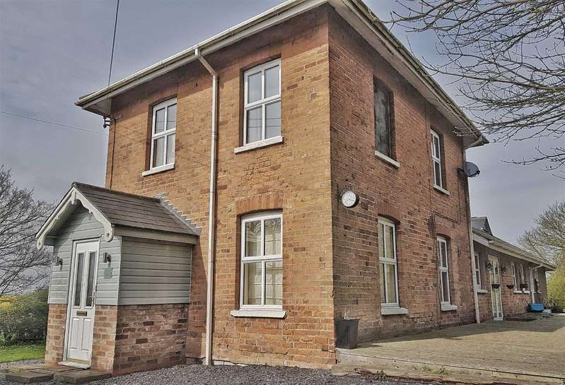 3 Bedrooms Detached House for sale in Station Road, Great Hatfield