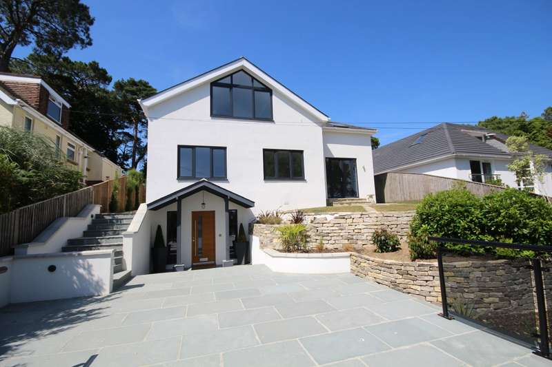 5 Bedrooms Detached House for sale in Blakehill Crescent, Lower Parkstone, Poole, Dorset, BH14