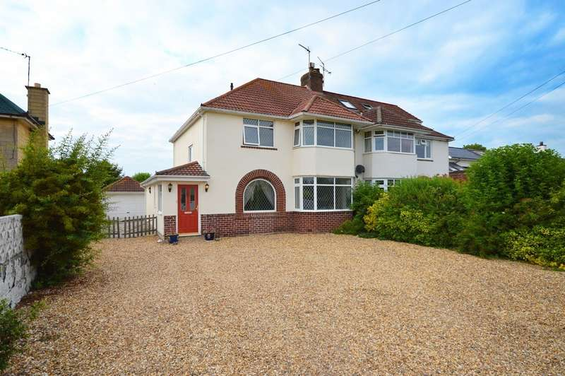 3 Bedrooms Semi Detached House for sale in Copse Road, Saltford, BS31