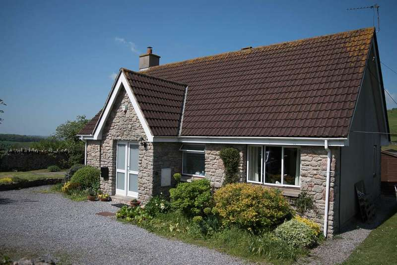 2 Bedrooms Detached Bungalow for rent in Free Hill, Westbury Sub Mendip, WELLS