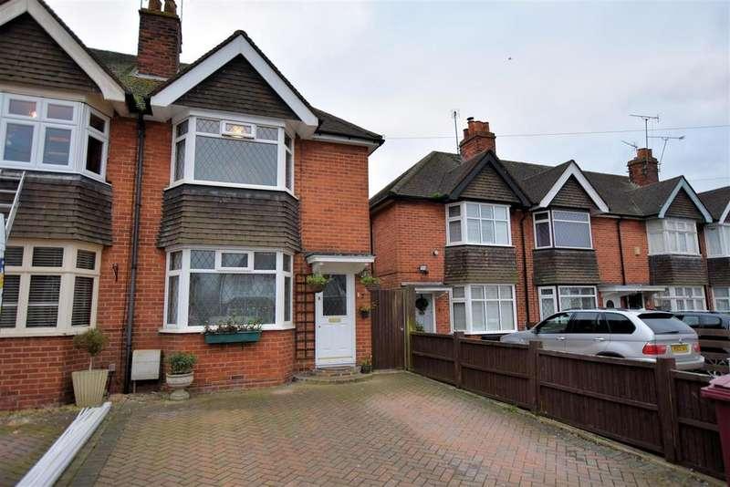 2 Bedrooms End Of Terrace House for sale in City Road, Tilehurst, Reading