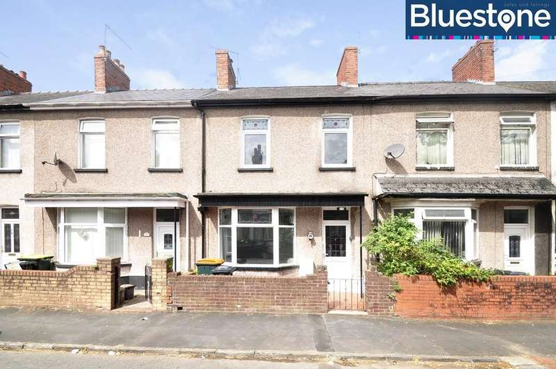 3 Bedrooms Terraced House for sale in Durham Road, Newport