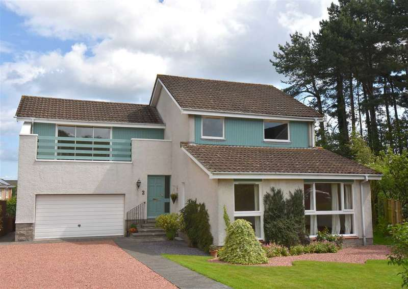 4 Bedrooms Detached Villa House for sale in Chapel Villas, Dalgety Bay