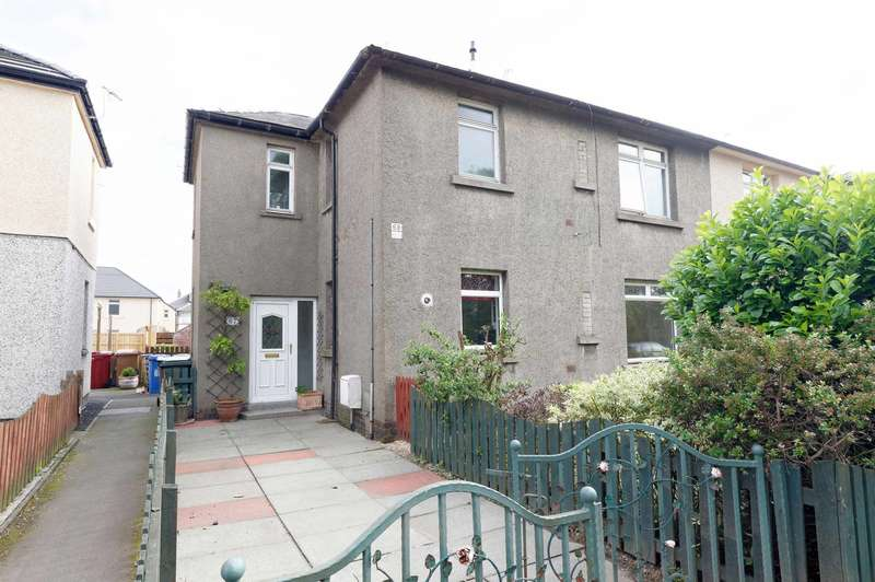 2 Bedrooms Flat for sale in Grangeburn Road, Grangemouth, FK3 9AN