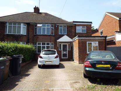 5 Bedrooms Semi Detached House for sale in Oakley Road, Luton, Bedfordshire, United Kingdom