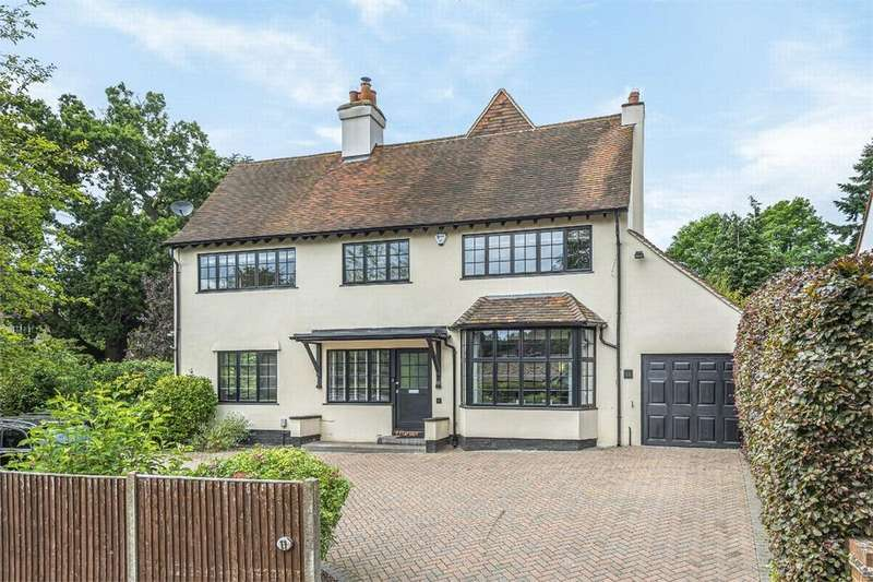 6 Bedrooms Detached House for sale in Farnborough, Hampshire