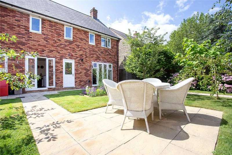 4 Bedrooms Detached House for sale in Symphony Road, Cheltenham, Gloucestershire, GL51