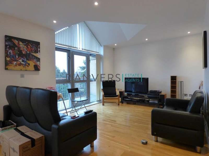 2 Bedrooms Penthouse Flat for rent in The Park, Dudley Wenham Close