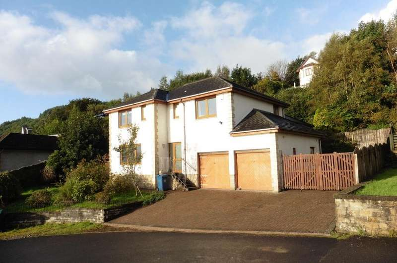 4 Bedrooms Detached Villa House for sale in Sligachan 1a Bullwood Road, Dunoon, PA23 7QJ