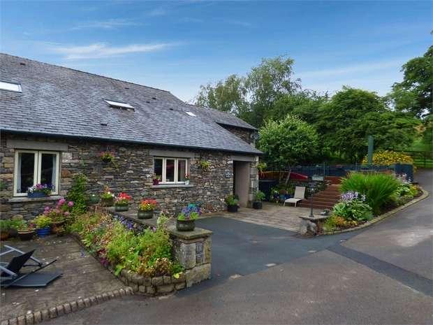 4 Bedrooms Mews House for sale in Kiln Croft, Skelsmergh, Kendal, Cumbria