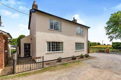 4 Bedrooms Detached House for sale in East Cowton, Northallerton, North Yorkshire