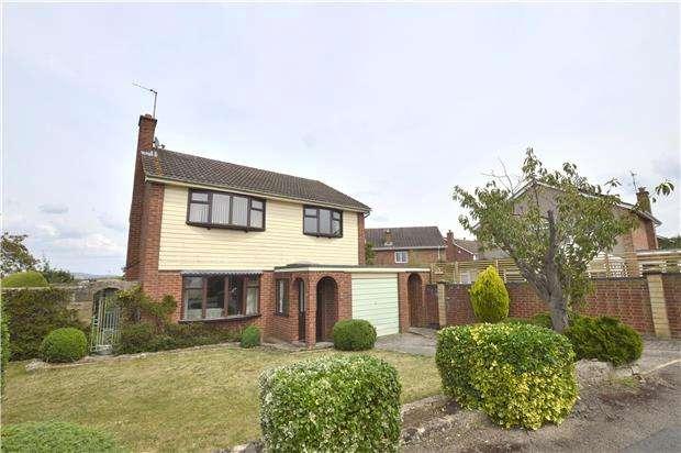 4 Bedrooms Detached House for sale in Golden Miller Road, CHELTENHAM, Gloucestershire, GL50 4RD