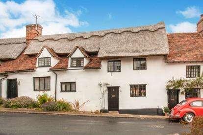 3 Bedrooms Terraced House for sale in Newport, Saffron Walden