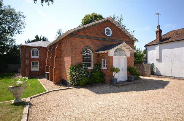 3 Bedrooms Detached House for sale in Finchampstead, Wokingham, Berkshire