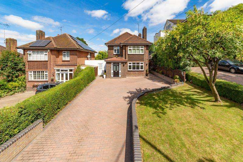 4 Bedrooms Detached House for sale in Stockingstone Road, Luton
