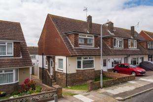 3 Bedrooms End Of Terrace House for sale in Truleigh Drive, Portslade, Brighton, East Sussex