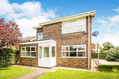 3 Bedrooms Detached House for sale in Lon Tywysog, Denbigh, Denbighshire, LL16