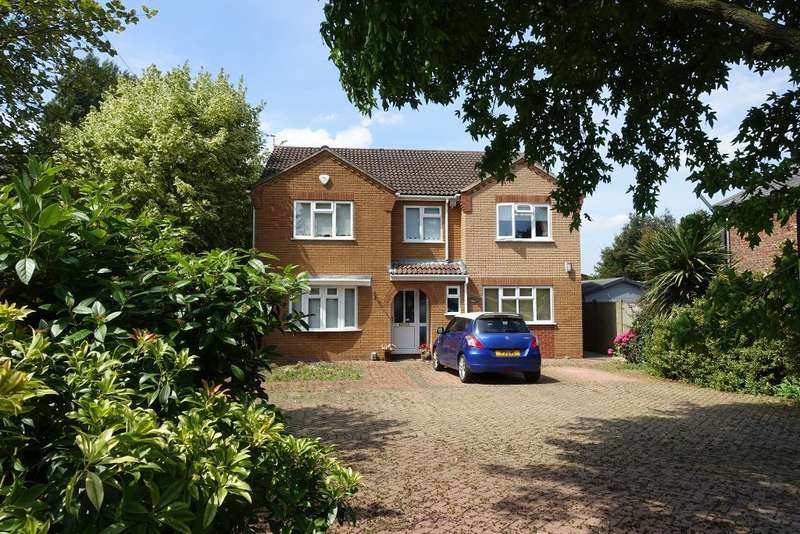 5 Bedrooms Detached House for sale in Smeeth Road, Marshland St James, Wisbech, cambs, PE14 8JF