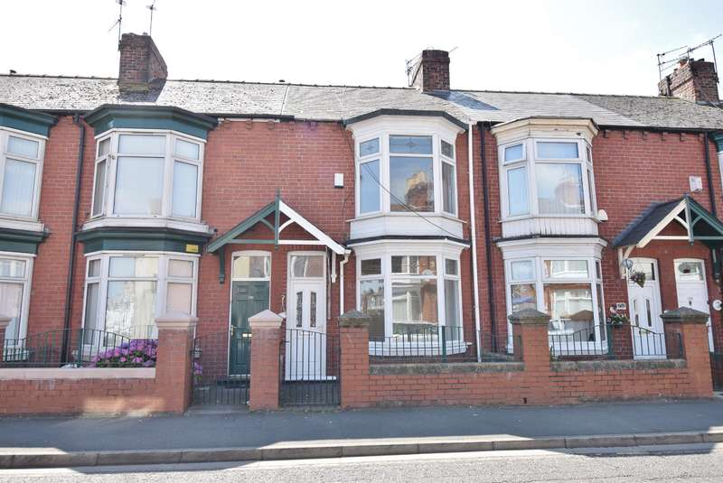 4 Bedrooms Terraced House for sale in Ayresome Street, Middlesbrough, TS1 4PE