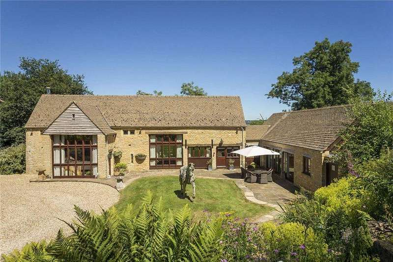3 Bedrooms Barn Conversion Character Property for sale in Bourton Hill, Bourton-On-The-Water, Gloucestershire, GL54