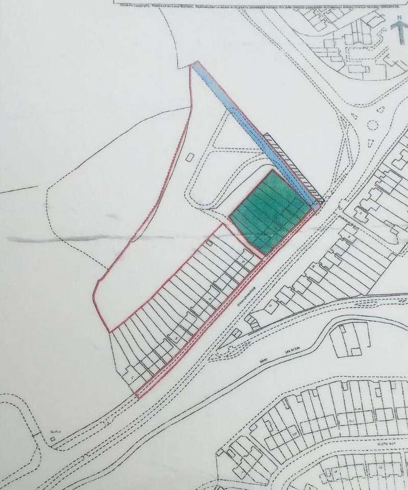 Land Commercial for sale in Bramingham Road, Luton