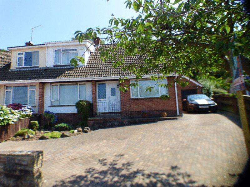 3 Bedrooms Semi Detached Bungalow for sale in Springfield Drive, Cinderford