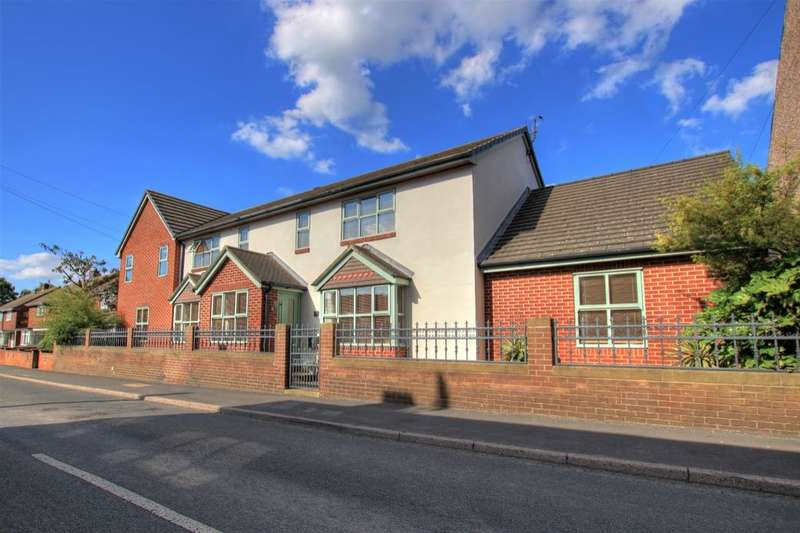 4 Bedrooms Detached House for sale in High Street, Byers Green, Spennymoor, DL16