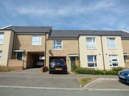 4 Bedrooms Semi Detached House for sale in Ayreshire Way, Whitehouse, Milton Keynes, Bucks