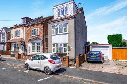 3 Bedrooms Detached House for sale in Rooth Street, Wednesbury, West Midlands