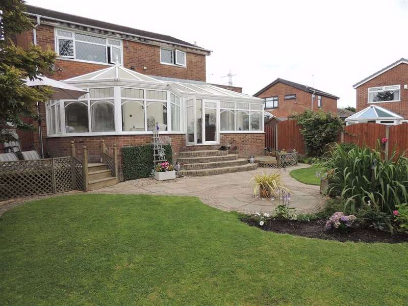3 Bedrooms Detached House for sale in Brendall Close, Offerton, Stockport
