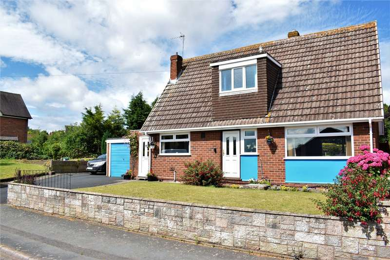 2 Bedrooms Detached House for sale in 1 Chetwynd Road, Edgmond, Newport, TF10