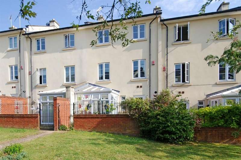 4 Bedrooms Terraced House for sale in The Park, Cheltenham, Gloucestershire